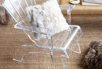 Acrylic Stylish Chair