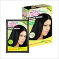 Suzerain Black Henna Powder For Hair Colour