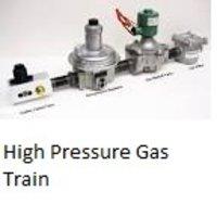 High Pressure Gas Train