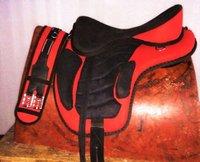Treeless Sythatic Horse Saddle