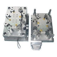 Plastic Injection Moulds For Electrical Parts