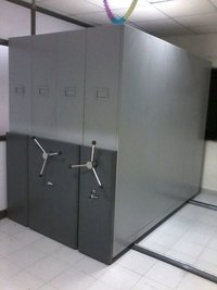 Industrial Compactor Storage System