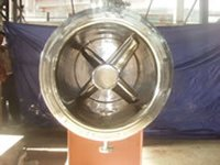 Rotary Vacuum Paddle Dryer