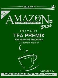 Amazon Plus Instant Tea Premix In Cardamom Flavour