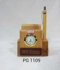 PG 1109 Wooden Pen Stands