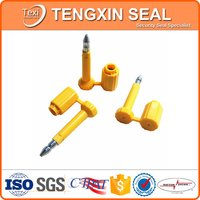 Single Use Container Security Seal
