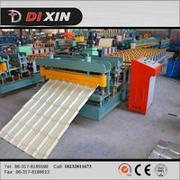 Roof Tile Cutting Machine