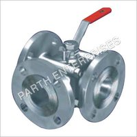 3 Way Ball Valves