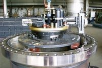 Machine Flange
