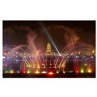 Attractive Musical Fountain