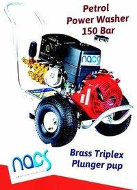 Water Jet Cleaner With Brass Triplex Plunger Pump