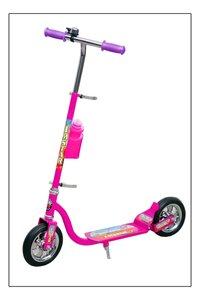 Kids Pink Alloy Kick Scooter