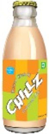 Kesar Eliachi Flavoured Milk