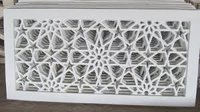 GFRC (Glass Fiber Reinforced Concrete) Panel Jali