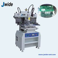 Pcb Screen Printer For Smt Assembly Line