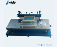 Manual Pcb Screen Printer For Ems Factory