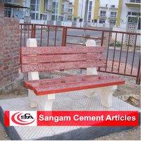Torrezo Finish Concrete Bench