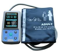 Ambulatory Blood Pressure Monitor (Model Abpm-50)