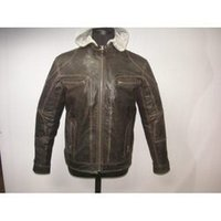 Norik Mens Leather Jackets