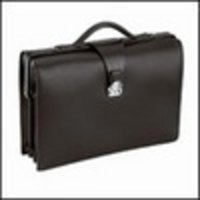Durable Leather Briefcase