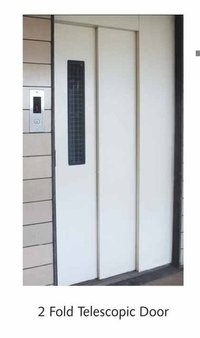 Two Fold Telescopic Door