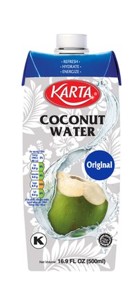 Karta Coconut Water 500ml