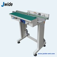 1m Pcb Handling Inspection Conveyor For Ems Factory