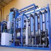 Industrial Water Distillation System