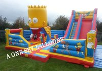 Kids Inflatable Jumping Bounce