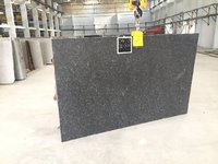 Steel Grey Polished Granite Slabs