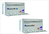 Motoblock Metoprolol Succinate Extended Release Tablets
