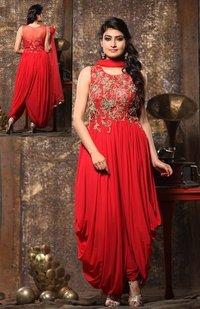 Mahima Dhoti Gown