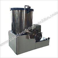 Industrial Powder Coating Premixer High Speed Batch Mixer