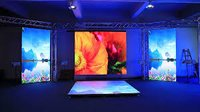 LED Video Wall Display Screen for Advertisements and Events