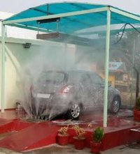 Touchless Car Washing System