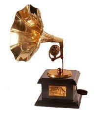 Decorative Bass Gramophone Showpiece