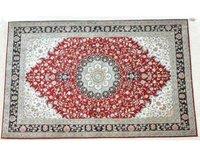 Staple Silk Carpets