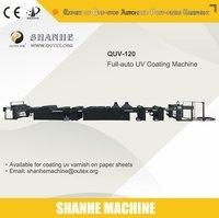 Automatic Paper UV Varnish Coating Machines