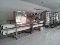 Drinking Water Treatment Plant For Purification