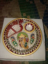 Ethnic Pooja Thali