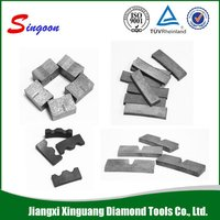 Diamond Tools Cutting Segments For Natural Stone Block