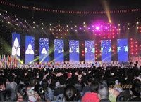 Indoor Advertising Led Display Screen