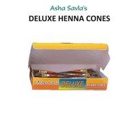 Deluxe Henna Cones