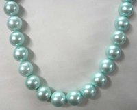 Coated Pearl Beads