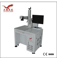 Fiber Laser Marking Machine For Jewelry / Ring Watch