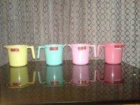 Pvc Plastic Bath Mug