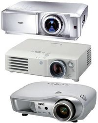 Multimedia LCD Projector For Conference Hall Class Room Home Theater
