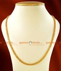 Plain Gold Chain