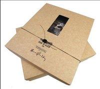Brown Paper Printing Paper Box