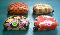 Designer Leather Coin Pouches